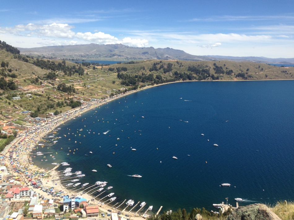 Lake Titicaca Copacabana