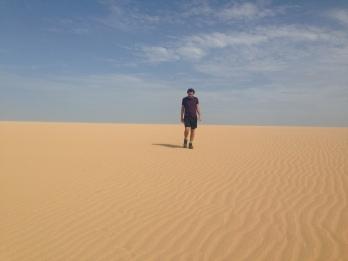 Punta Gallinas Colombia Desert